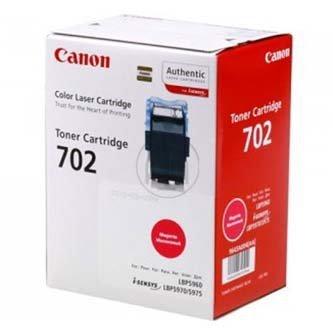 Canon oryginalny toner CRG702. magenta. 10000s. 9643A004. Canon LBP-5960 9643A004