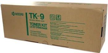 Kyocera Mita oryginalny toner TK9. black. 5000s. 37027009. Kyocera Mita FS-1500. A. 3500. A 37027009