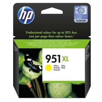 HP oryginalny wkład atramentowy / tusz CN048AE. No.951XL. yellow. 1500s. 17ml. HP Officejet Pro 8100 ePrinter CN048AE