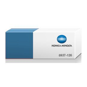 Konica Minolta oryginalny toner 8937126. cyan. 9000s. CF TONER C2. Konica Minolta CF-9001. 286g 8937126