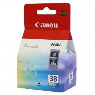 Canon oryginalny wkład atramentowy / tusz CL38. color. 207s. 9ml. 2146B001. Canon iP1800 2146B001