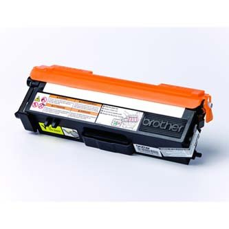 Brother oryginalny toner TN320Y. yellow. 1500s. Brother HL-4150CDN. 4570CDW TN320Y
