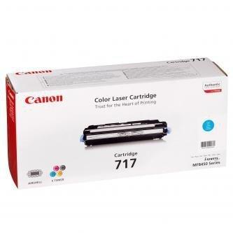 Canon oryginalny toner CRG717. cyan. 4000s. 2577B002. Canon MF-8450 2577B002