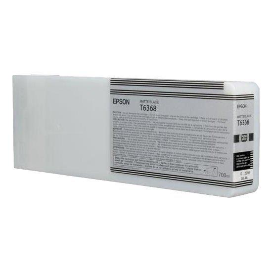 Epson oryginalny wkład atramentowy / tusz C13T636800. matte black. 700ml. Epson Stylus Pro 7900. 9900