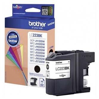 Brother oryginalny wkład atramentowy / tusz ink black MFC-J4620DW/J5620DW/J5720DW LC223BK