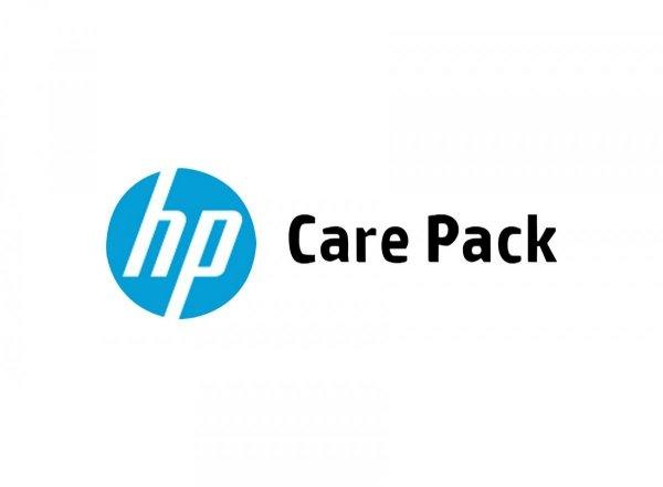 HP Polisa serwisowa eCare Pack/3Yr RTBf LaserJet 1018 UG206E