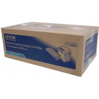 Epson oryginalny toner C13S051130. cyan. 5000s. Epson AcuLaser C3800DN. 3800DTN. 3800N C13S051130