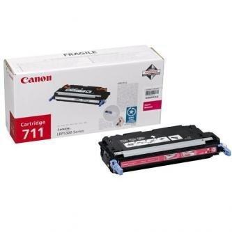 Canon oryginalny toner CRG711. magenta. 6000s. 1658B002. Canon LBP-5300 1658B002