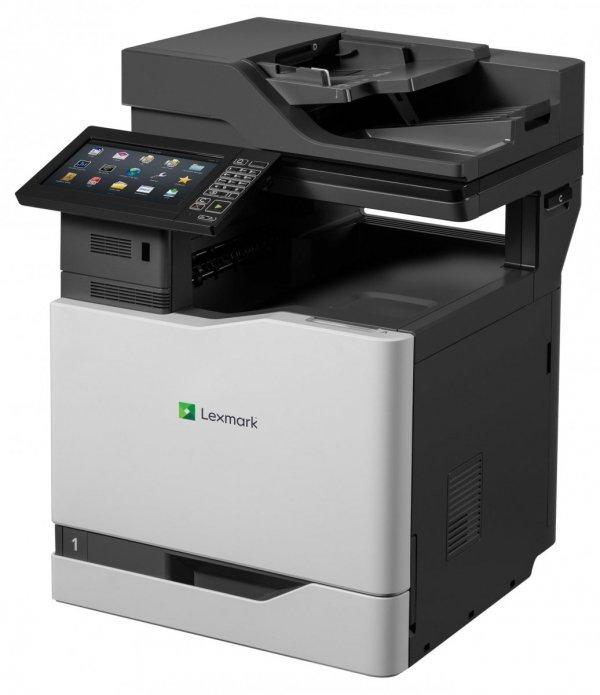 Lexmark Urządzenie wielofunkcyjne CX860dte (A4. MFP. laser.colour) 42K0081