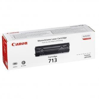 Canon oryginalny toner CRG713. black. 2500s. 1871B002. Canon LBP-3250 1871B002