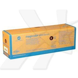 Konica Minolta oryginalny toner A0DK152. black. 8000s. Konica Minolta QMS Magicolor 4600 / 4650 / 4690 A0DK152