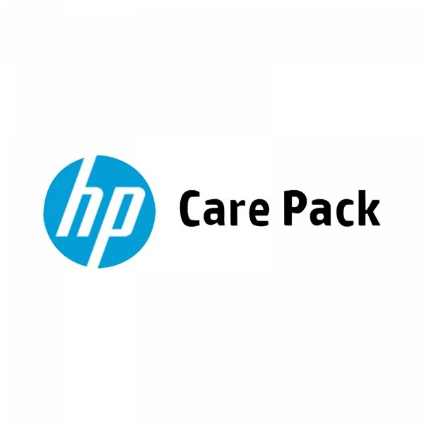 HP Polisa serwisowa eCare Pack 3y Nbd+DMR DsgnJt HDProSca U4PS5E