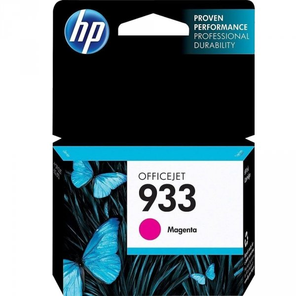 HP oryginalny ink / tusz CN059AE, HP 933, magenta, HP Officejet 6100, 6600, 6700, 7110, 7610, 7510