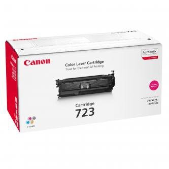 Canon oryginalny toner CRG723. magenta. 8500s. 2642B002. Canon LBP-7750Cdn 2642B002