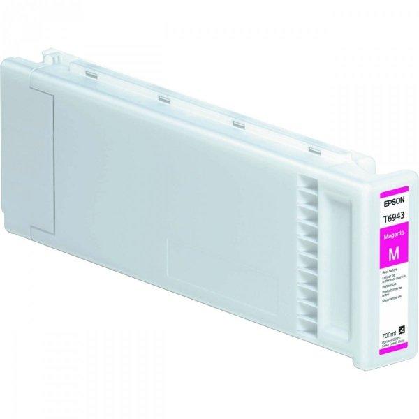 Epson oryginalny wkład atramentowy / tusz C13T694300. magenta. 700ml. Epson SureColor SC-T3000. SC-T5000. SC-T7000 C13T694300