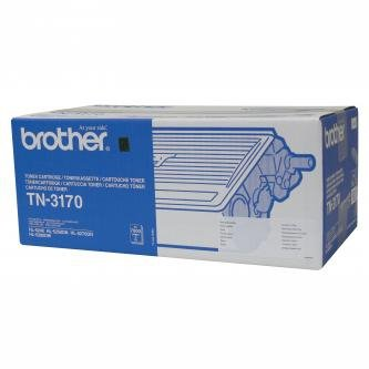 Brother oryginalny toner TN3170. black. 7000s. Brother HL-5240. 5250DN. 5270DN. 5280DW TN3170