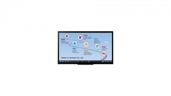 Sharp Electronics Monitor PN50TC1 50'' Full HD 10-point Capacitive PN50TC1