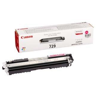 Canon oryginalny toner CRG729. magenta. 1000s. 4368B002. Canon LBP-7010. 7018 4368B002