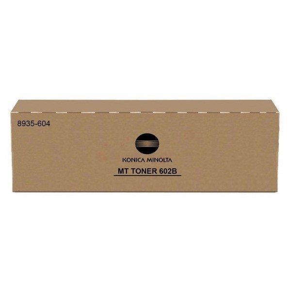 Konica Minolta oryginalny toner 8935604. black. 47000s. MT602B. Konica Minolta EP-6001. 8015. 1x1750g 8935604