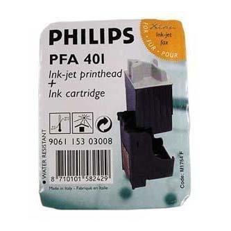 Philips oryginalny wkład atramentowy / tusz PFA 401. black. Philips PFA-401 PFA 401