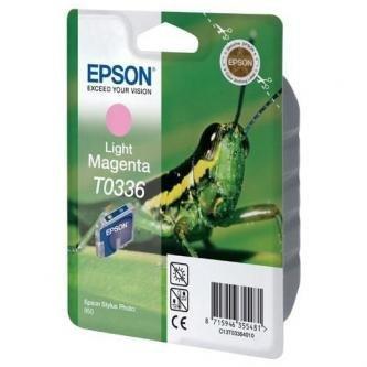 Epson oryginalny wkład atramentowy / tusz C13T033640, light magenta, 440s, 17ml, Epson Stylus Photo 950