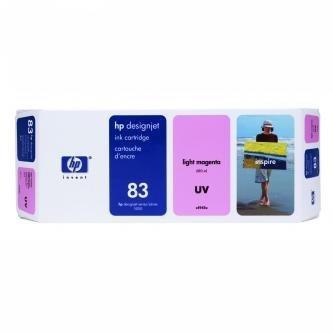 HP oryginalny wkład atramentowy / tusz C4945A. No.83. light magenta. 680ml. HP DesignJet 5000. PS. UV. 5500. PS. UV C4945A