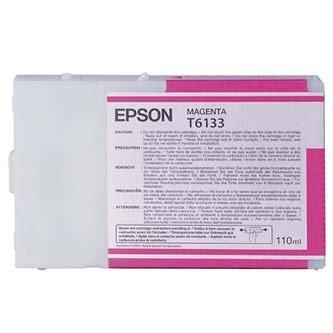 Epson oryginalny wkład atramentowy / tusz C13T613300. magenta. 110ml. Epson Stylus Pro 4400. 4450 C13T613300