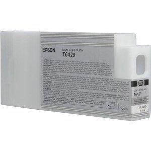 Epson oryginalny wkład atramentowy / tusz C13T642900. light light black. 150ml. Epson Stylus Pro 9900. 7900. 9890. 7890 C13T642900