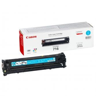 Canon oryginalny toner CRG716. cyan. 1500s. 1979B002. Canon LBP-5050. 5050n. MF-8050 1979B002
