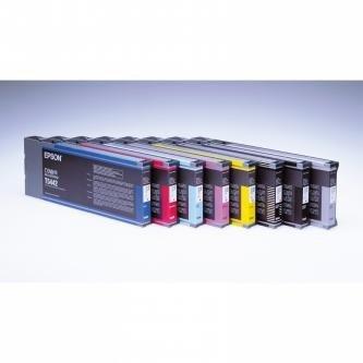 Epson oryginalny wkład atramentowy / tusz C13T544100. black. 220ml. Epson Stylus Pro 7600. 9600. PRO 4000 C13T544100