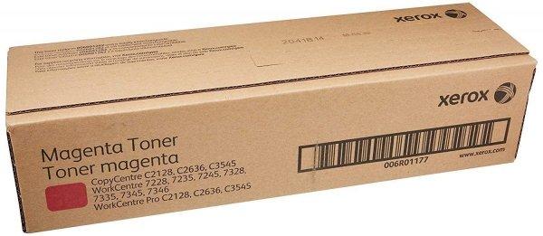 Xerox oryginalny toner 006R01177. magenta. Xerox C2128/2636/3545. WC7328/7335