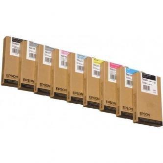 Epson oryginalny wkład atramentowy / tusz C13T603400. yellow. 220ml. Epson Stylus Pro 7800. 7880. 9800. 9880