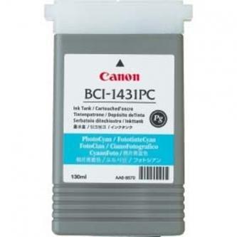 Canon oryginalny wkład atramentowy / tusz BCI1431PC. photo cyan. 8973A001. Canon W6200. 6400P