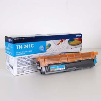 Brother oryginalny toner TN241C. cyan. 1400s. Brother HL-3140CW. 3170CW TN241C