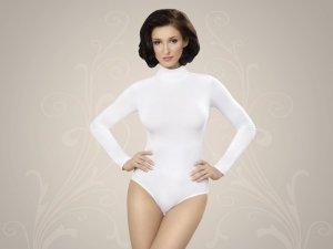 Giulia body biały