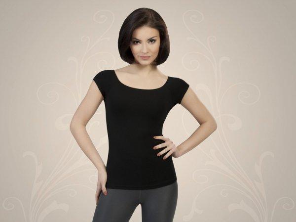 Aurora koszulka czarny