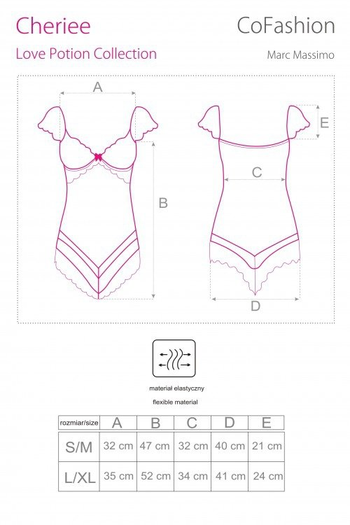 Cheriee CF 90398 Love Potion Collection body