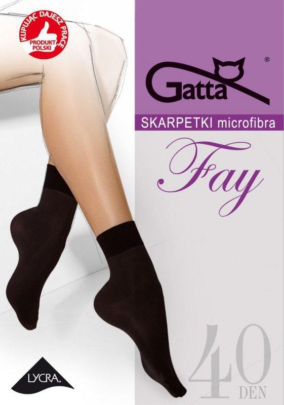 SKARPETY GATTA FAY MICRO 40