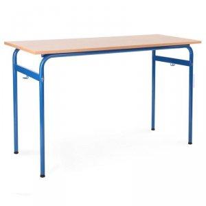 Stół szkolny Bartek 2-osobowy