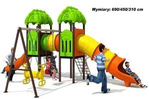Plac zabaw przedszkolny 03