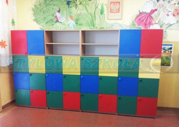 zestaw szafek szkolnych,szafki szkolne,szafki do szkoły,regał szkolny,regał do szkoły,meble szkolne,meble do szkoły,tanie meble szkolne