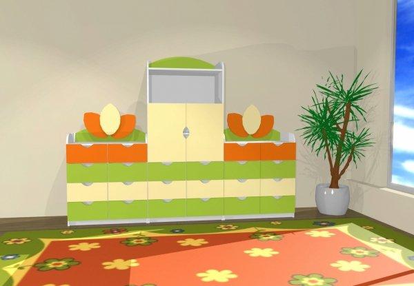 zestaw szafek przedszkolnych, zestaw szafek, zestaw szafek do przedszkola, zestaw szafek dla dziecka, zestaw szafek kolorowych, zestaw szafek nowoczesny dla dziecka