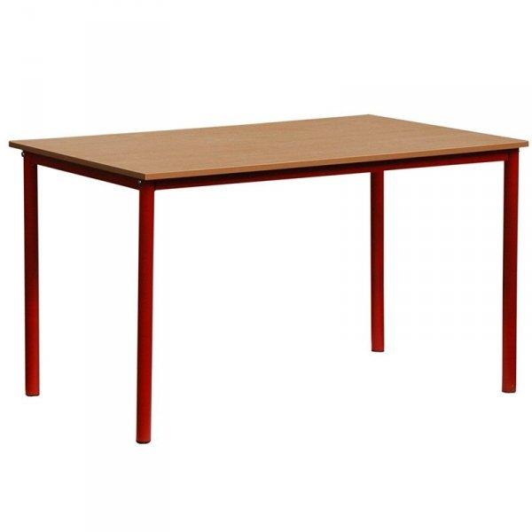 stół świetlicowy magda, meble na stołówkę, stół na stołówkę, krzesło na stołówkę, komplet na stołówkę