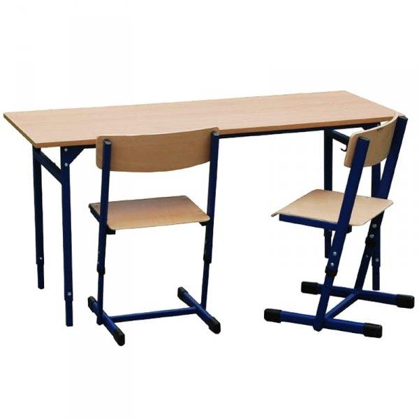 ławka z regulacją, ławka leon, ławka szkolna, ławka do szkoły, ławka regulowana