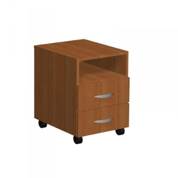 kontenerek,kontener do biurka z 2 szufladami,typ C