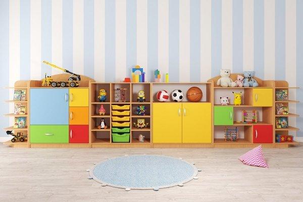 zestaw mebli przedszkolnych, zestaw mebli primo, meble przedszkolne, meble szkolne