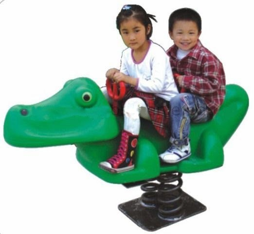bujak krokodyl, bujak do przedszkola, bujak przedszkolny