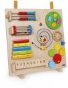SMALL FOOT Wielofunkcyjna Tablica Edukacyjna dla Dzieci