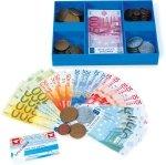 SMALL FOOT Zabawkowe Pieniądze dla dzieci (EURO)
