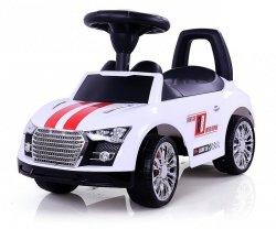 Milly Mally Pojazd Racer White (0978, Milly Mally)